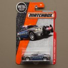 Matchbox 2016 MBX Heroic Rescue Dodge Charger Pursuit (grey)