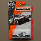 Matchbox 2016 MBX Heroic Rescue '93 Ford Mustang LX SSP (pearlescent blue)