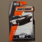 Matchbox 2014 Collection '93 Ford Mustang LX SSP (black)