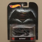 Hot Wheels 2016 Retro Entertainment Batwing (Batman vs Superman: Dawn Of Justice)