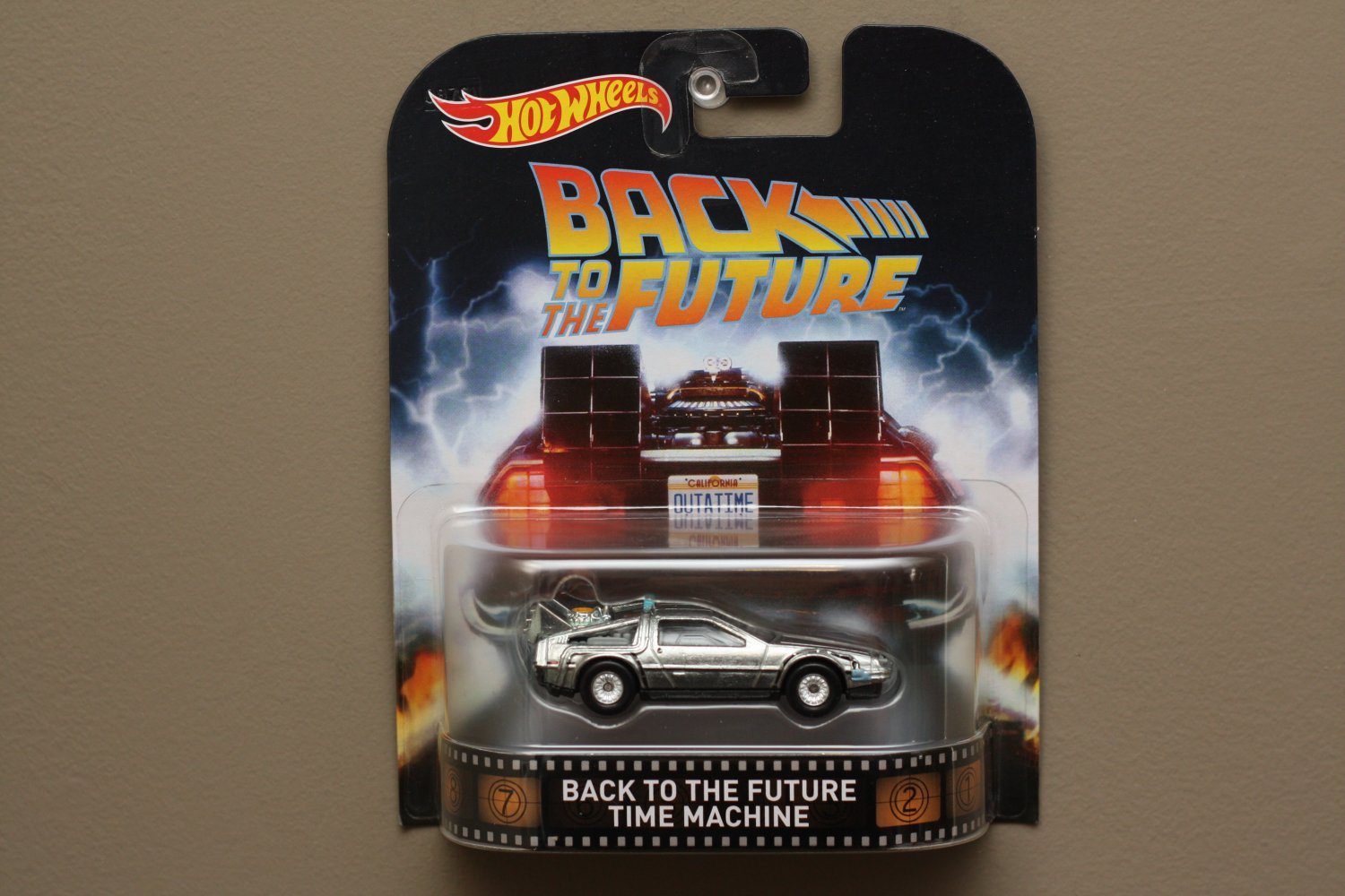 Hot wheels 2016 retro entertainment back to the future for 9 salon hot wheels 2016