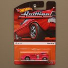 Hot Wheels 2015 Heritage Redline Mig Rig