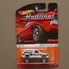 Hot Wheels 2015 Heritage Redline Chevy Blazer 4x4