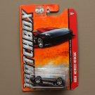 Matchbox 2013 MBX Heroic Rescue Lamborghini Gallardo LP 560-4 Police (black) (SEE CONDITION)