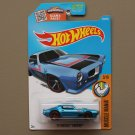 Hot Wheels 2016 Muscle Mania '73 Pontiac Firebird (blue)