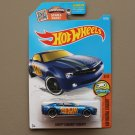 Hot Wheels 2016 HW Digital Circuit Chevy Camaro Concept (blue)