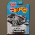 Hot Wheels 2016 HW Showroom Porsche 356A Outlaw (silver) (Magnus Walker) (SEE CONDITION)