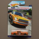 Hot Wheels 2016 Ford Performance '65 Mustang 2+2 Fastback