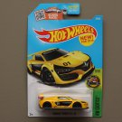 Hot Wheels 2016 HW Exotics Renault Sport R.S. 01 (yellow)