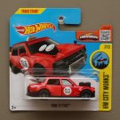 Hot Wheels 2016 HW City Works Time Attaxi (red)
