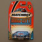 Matchbox 2003 School Time Volkswagen VW Microbus (blue)