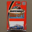 Matchbox 2003 Police Squad BMW 328i Police (blue)