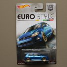 [PAINT ERROR] Hot Wheels 2016 Car Culture Euro Style Volkswagen Golf MK7