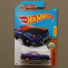 Hot Wheels 2016 HW Digital Circuit 2005 Ford Mustang (blue)