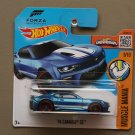 Hot Wheels 2016 Muscle Mania '16 Chevy Camaro SS (blue) (Forza Motorsport)