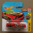Hot Wheels 2016 HW Art Cars '07 Ford Mustang (red)