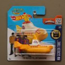 Hot Wheels 2016 HW Screen Time The Beatles Yellow Submarine