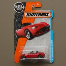 Matchbox 2016 MBX Adventure City '15 Mazda MX-5 Miata (red) (SEE CONDITION)