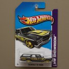 Hot Wheels 2013 HW Showroom '70 Chevelle SS Wagon (black)