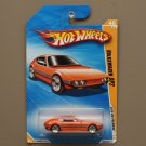 Hot Wheels 2010 HW Premiere Volkswagen SP2 (orange) (SEE CONDITION)