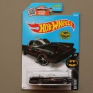 Hot Wheels 2016 Batman Classic TV Series Batmobile (black) (SEE CONDITION)