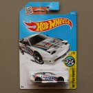 Hot Wheels 2016 HW Speed Graphics '96 Nissan 180SX Type X (white) (SEE CONDITION)