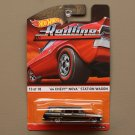 Hot Wheels 2015 Heritage Redline '64 Chevy Nova Station Wagon (SEE CONDITION)