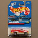 Hot Wheels 1998 Collector Series Dodge RAM 1500 (red) (SEE CONDITION)