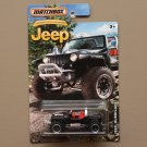 Matchbox 2016 Jeep Anniversary Edition Jeep Hurricane