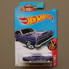 Hot Wheels 2016 HW Flames '66 Ford Fairlane 427 (purple)