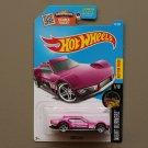 Hot Wheels 2016 Nightburnerz Driftsta (pink)