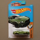 Hot Wheels 2016 Muscle Mania '15 Ford Mustang GT (green - Toys R Us Excl.)