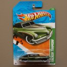 Hot Wheels 2011 Treasure Hunts Tucker Torpedo (spectraflame green) (Super Treasure Hunt)