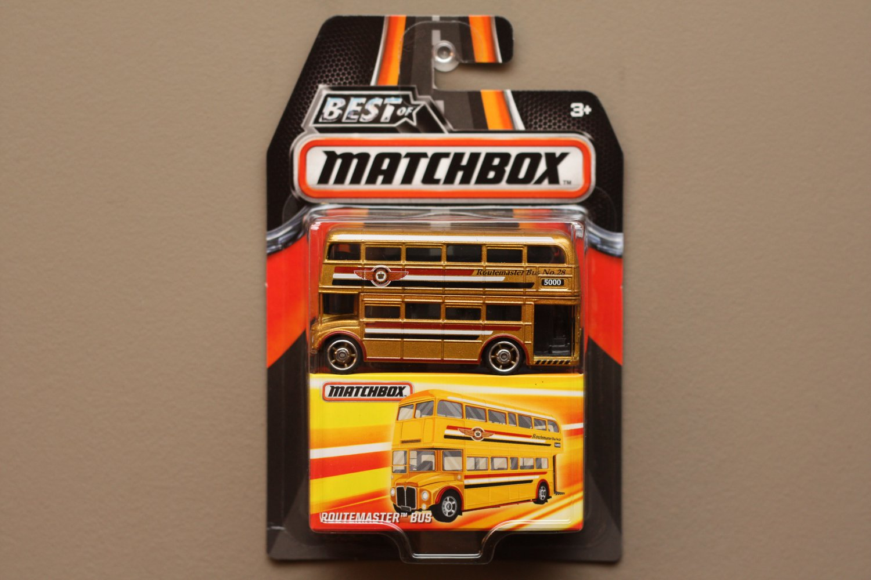 Matchbox 2016 Best Of Series Routemaster Bus
