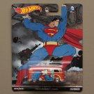 Hot Wheels 2016 Pop Culture DC Comics Volkswagen T1 Panel Bus (Superman)