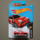 Hot Wheels 2016 Nightburnerz '85 Honda CR-X (red)