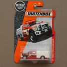 Matchbox 2016 MBX Heroic Rescue Ford F-550 Super Duty (red)