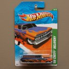 Hot Wheels 2011 Treasure Hunts '59 Chevy Delivery (spectraflame blue) (Super Treasure Hunt)