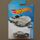 Hot Wheels 2016 HW Showroom Aston Martin DB10 (grey) (Spectre 007)