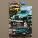 Matchbox 2016 Jeep Anniversary Edition Jeep Willys 4x4