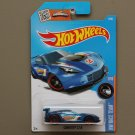 Hot Wheels 2016 HW Race Team Corvette C7R (blue)
