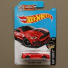 Hot Wheels 2016 Nightburnerz Ford Shelby GT 350R (red)
