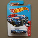Hot Wheels 2016 HW Rescue '10 Camaro SS (blue)