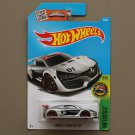 Hot Wheels 2016 HW Exotics Renault Sport R.S. 01 (silver)