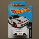 Hot Wheels 2016 Nightburnerz '85 Honda CR-X (white)
