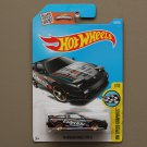 Hot Wheels 2016 HW Speed Graphics '96 Nissan 180SX Type X (black)