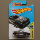 [TAMPO ERROR] Hot Wheels 2016 HW Speed Graphics '96 Nissan 180SX Type X (black)