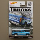 Hot Wheels 2016 Car Culture Trucks Ford F-250