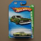 Hot Wheels 2010 Treasure Hunts '69 Ford Torino Talladega (Super Treasure Hunt)
