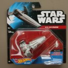 Hot Wheels 2016 Star Wars Ships Sith Infiltrator (Darth Maul's Ship)